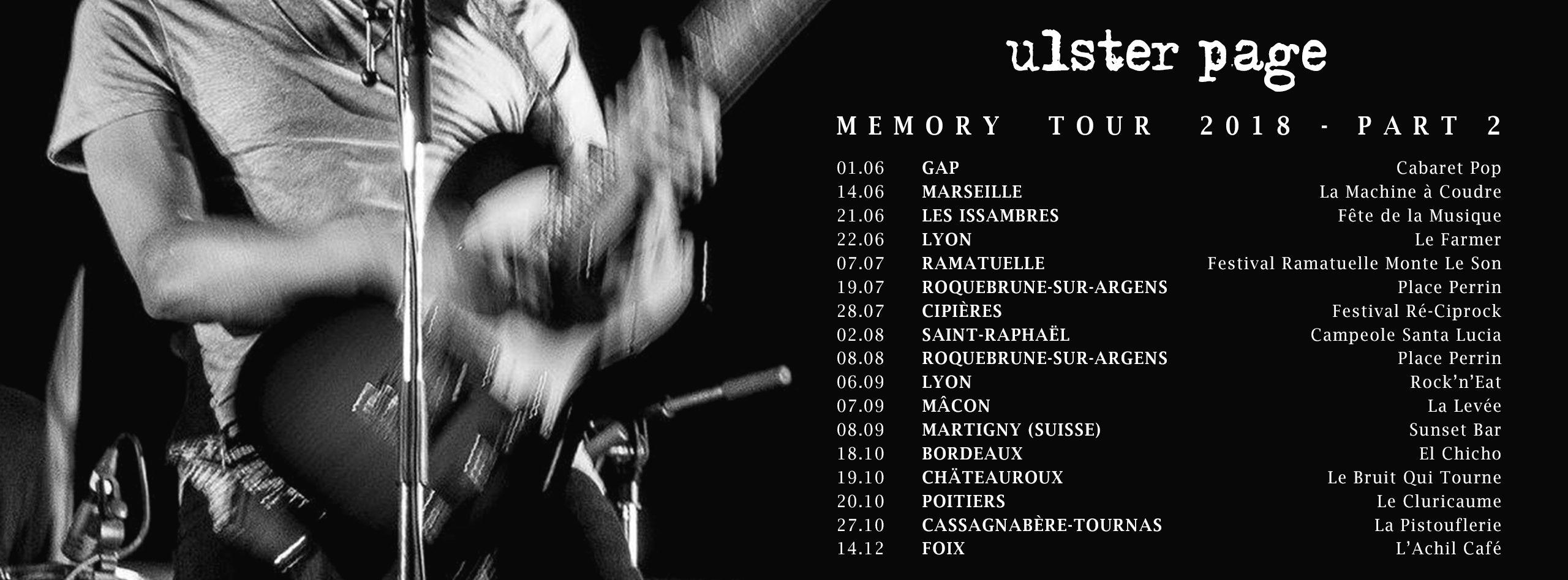 Bannière Facebook MEMORY TOUR 2018 PART 2 - Copie